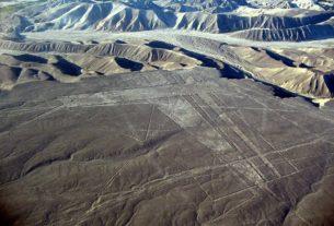 Геоглифы Наска в Перу