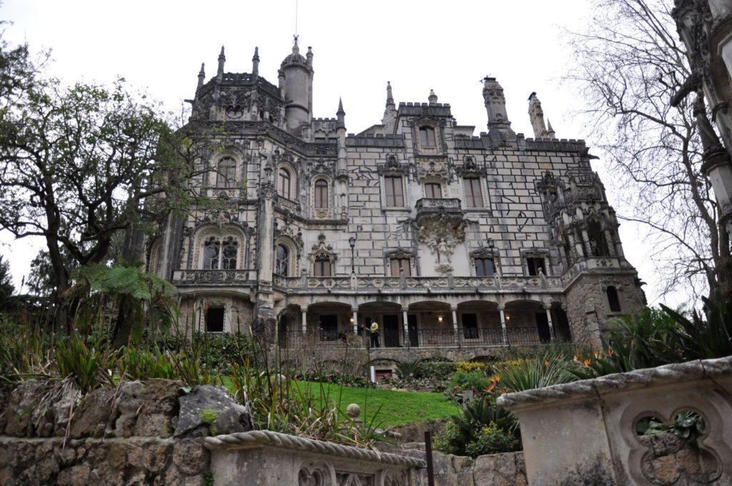 Дворец в Куинта да Регалейра